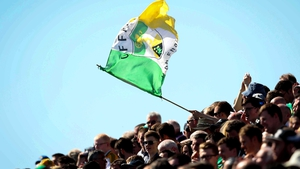 Offaly fans had something to cheer about at last