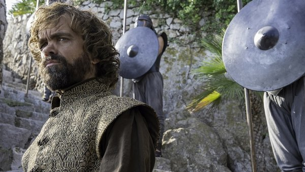 Things have been hotting up - literally - in episode four of Game of Thrones