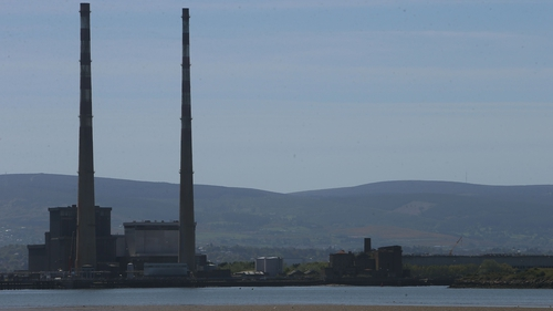 The Poolbeg peninsula was used as a landfill for 30 year up until 1978