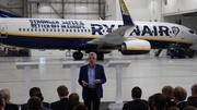 Ryanair carried more than 106 million passengers in the year to the end of March, up 18% on the previous year