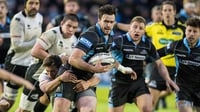 Injury rules Dunbar out of Connacht Pro12 showdown