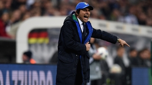 Antonio Conte will be free to take over Chelsea this summer