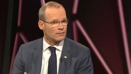 Claire Byrne Live Extras: Simon Coveney