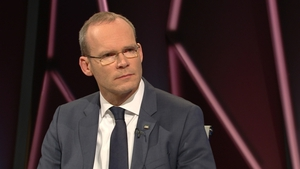 Simon Coveney met with waste collectors on Friday