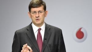 Chief executive Vittorio Colao said Vodafone had maintained good commercial momentum in the first six months of the year