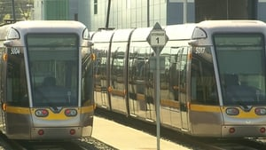 SIPTU suspended planned stoppages on the Luas today and tomorrow
