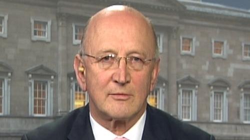 Seán Ardagh was a Fianna Fáil TD from 1997-2011