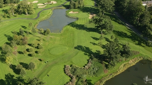 The 3rd hole of The Palmer Course at the K Club