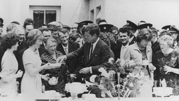 JFK: A Homecoming