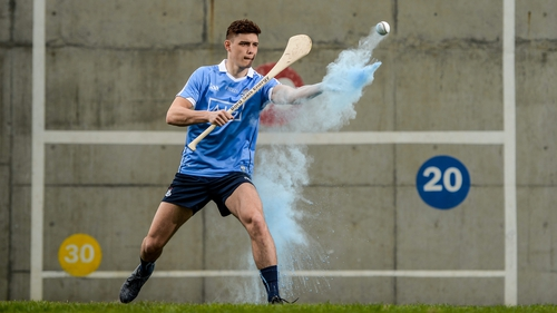 Eoghan O'Donnell at the launch of the 2016 Bord Gáis Energy GAA Hurling U-21 All-Ireland Championship