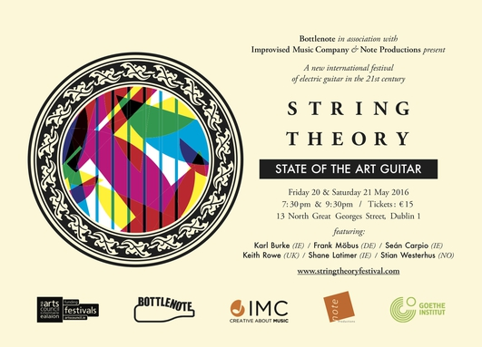 String Theory guitar festival