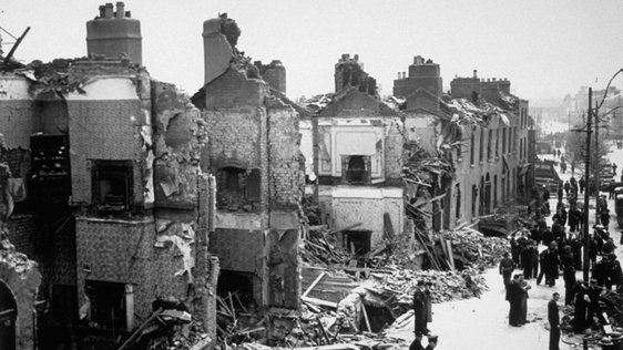 North Strand Bombing