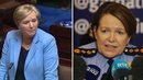 Frances Fitzgerald and Nóirín O'Sullivan say the proposals will assist in the fight against gangs