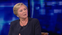 Prime Time Extras: Frances Fitzgerald, Minister for Justice interview