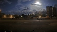 The meteor was seen as far south as New Jersey and as far north as Canada
