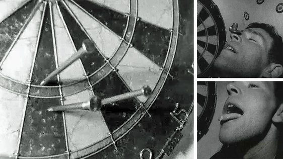 Dart Throwing (1966)