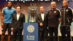 Leicester have embarked on a six-day tour of Thailand