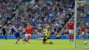 Will Grigg's 25 goals fired Wigan to the Sky Bet League One title