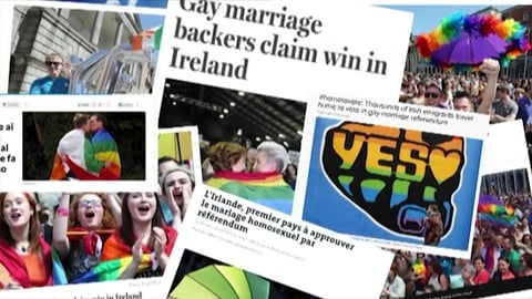 World Reaction to Yes Vote