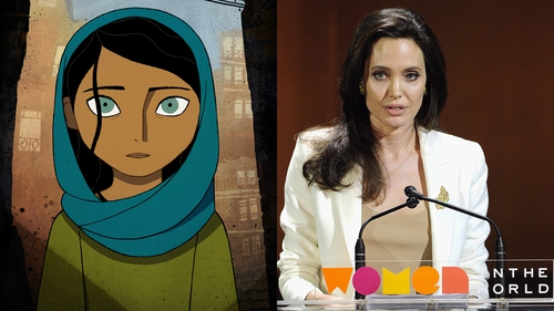 Angelina Jolie Pitt is among the executive producers on The Breadwinner