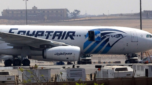 EgyptAir flight from Paris to Cairo missing from radar