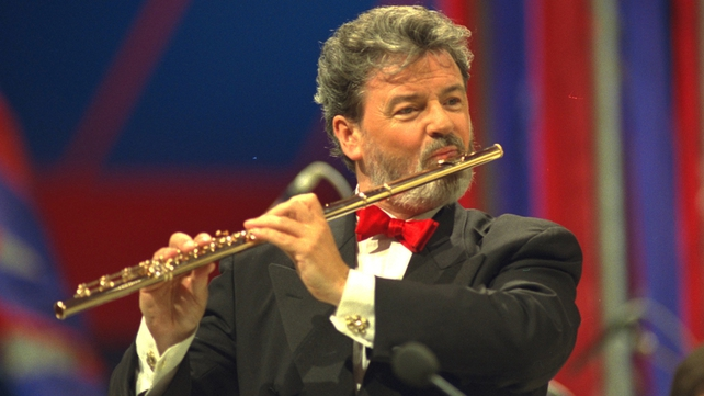 James Galway at the RTÉ Proms (1991)