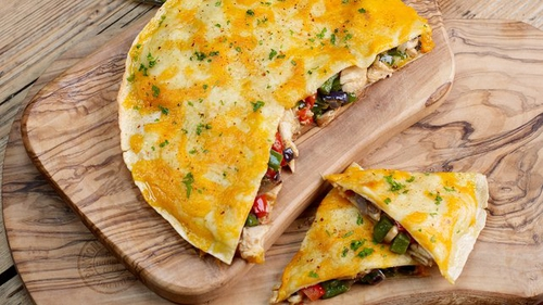 Chicken Quesadillas: Who doesn't love them?