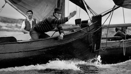 Bádóirí - Photographing The Last Of The Galway Hooker Men