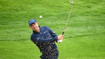 Padraig Harrington reacts to the news Muirfield has been removed from the British Open rota