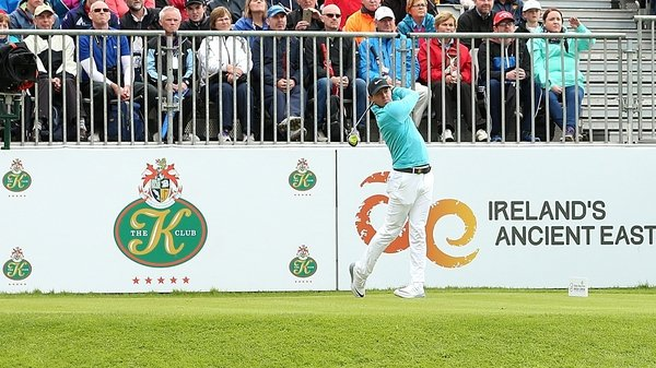 Rory McIlroy is chasing his first Irish Open title