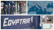 The Egyptair flight went down last month with 66 people on board
