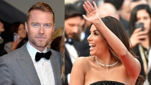 "Ronan Keating says Eva Longoria is a ""little firecracker"""