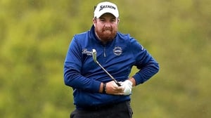 Shane Lowry is six off leader Danny Willett