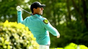 McIlroy is two shots of leader Danny Willett
