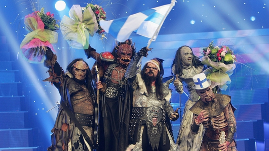 Is Eurovision a political minefield?