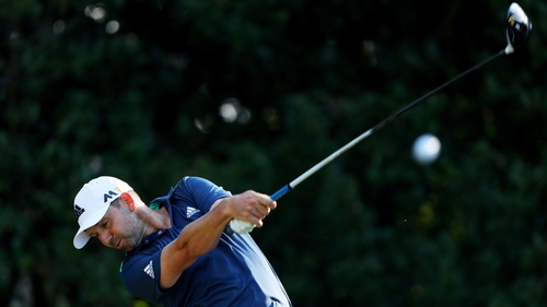 Sergio Garcia: 'I hit a couple of bombs there that really helped'