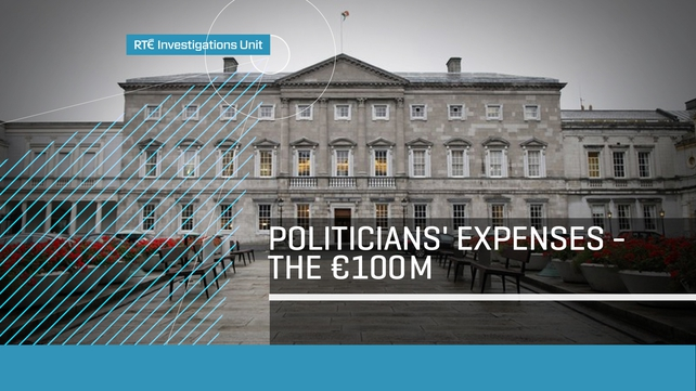 €100 million in pay and expenses for politicians - Web Feature