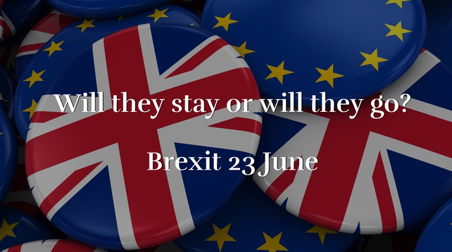 Brexit: Will they stay or will they go?