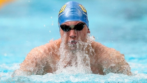 Alex Murphy is hoping to swim faster in the semi-final
