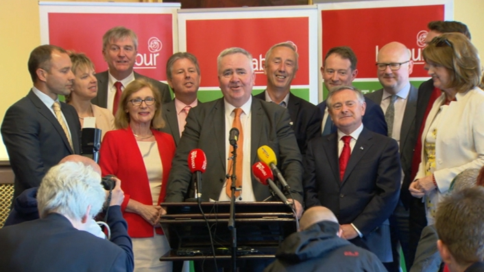 Labour reflects on difficult past and hopeful future
