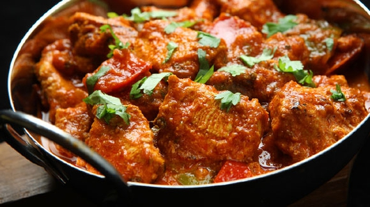 Nevens Recipes - Sri Lankan chicken curry