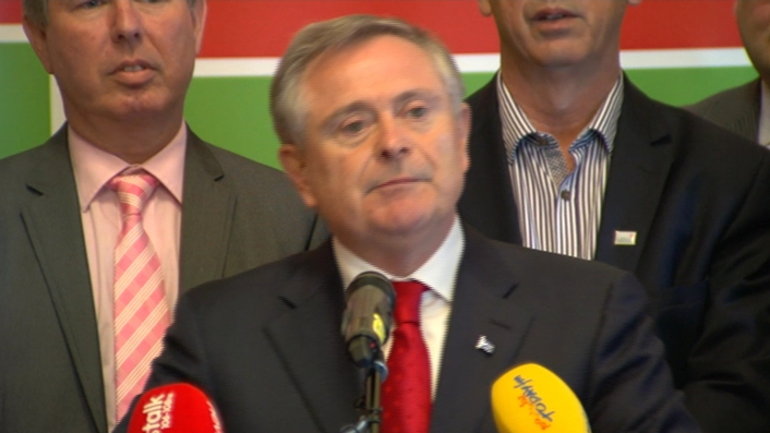 Howlin: Labour fought against 'rushed' Irish Water at EMC
