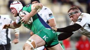 Eoin McKeon returns for Connacht