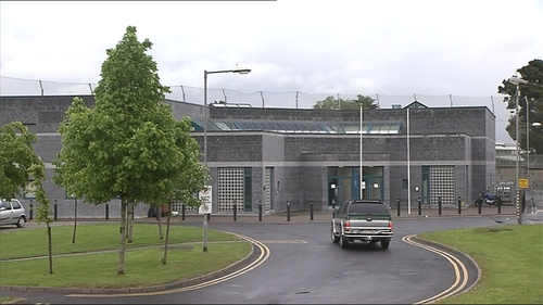 The prisoner remains at large after escaping from Cloverhill Courthouse which is on the site of Cloverhill Prison