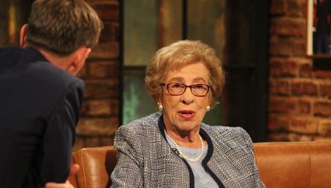 The Late Late Show Extras: Eva Schloss