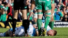 Townsend praises Irish response to Russell injury