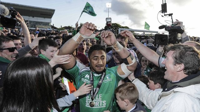 Connacht set up historic final with Leinster