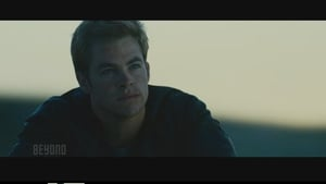 Chris Pine as James T Kirk