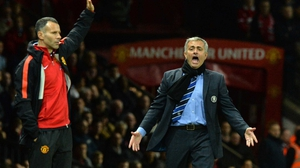 Jose Mourinho looks nailed on to take over the reins at Old Trafford