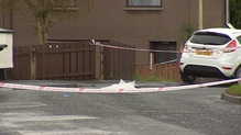 Gerard Quinn was assaulted at Milldale Crescent in Derry